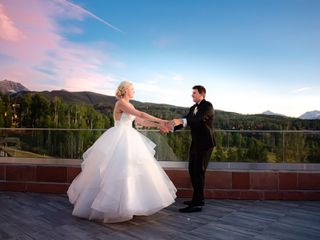The wedding of Sarah and Taylor 2