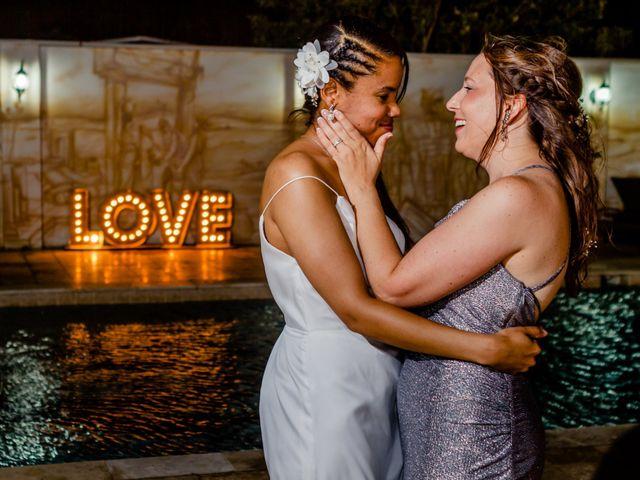 Debra and Andrea's Wedding in Oranjestad, Aruba 1