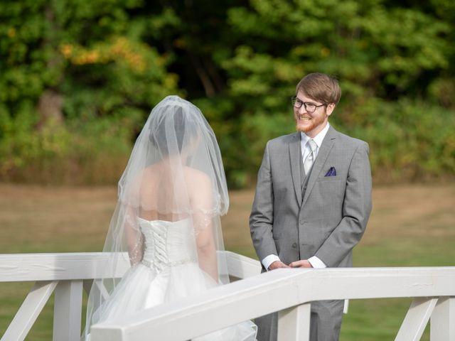 Joey and Feng's Wedding in Arlington, Washington 3