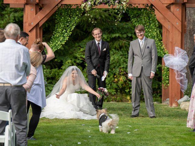 Joey and Feng's Wedding in Arlington, Washington 1