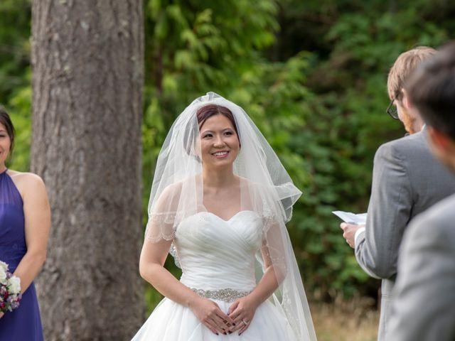 Joey and Feng's Wedding in Arlington, Washington 5