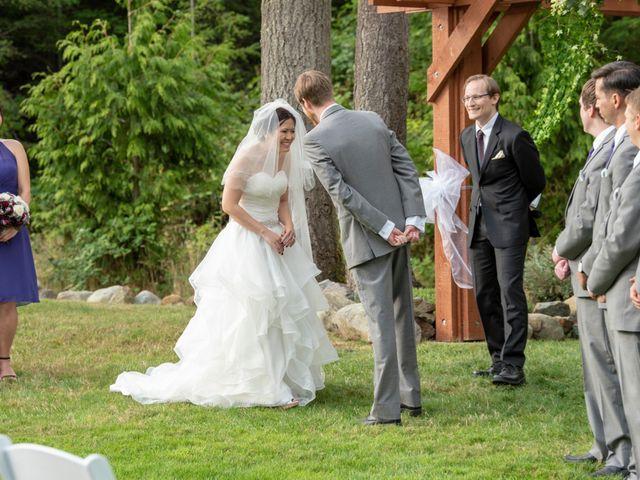 Joey and Feng's Wedding in Arlington, Washington 8