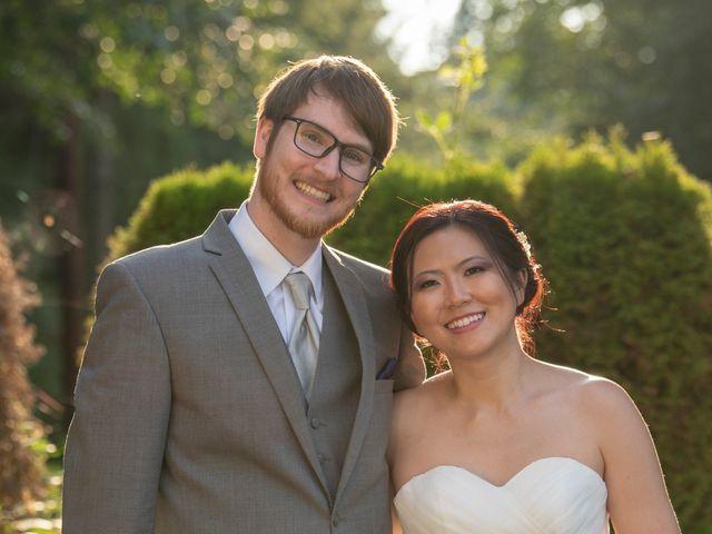 Joey and Feng's Wedding in Arlington, Washington 10