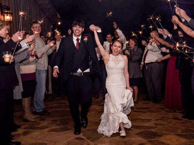 The wedding of Deanna and Bradley
