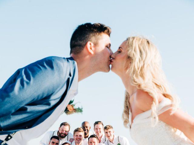Zach and Brooke's Wedding in Destin, Florida 11