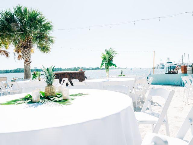 Zach and Brooke's Wedding in Destin, Florida 18