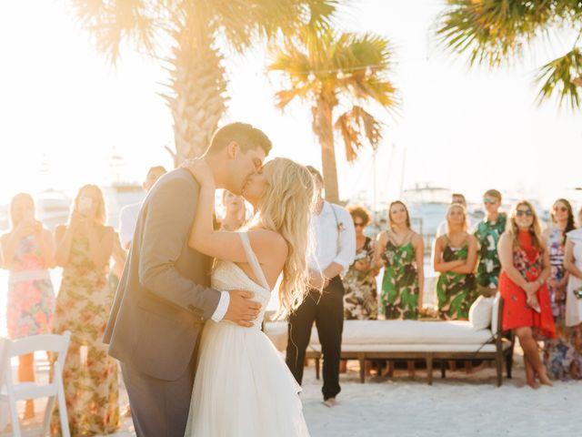 Zach and Brooke's Wedding in Destin, Florida 22