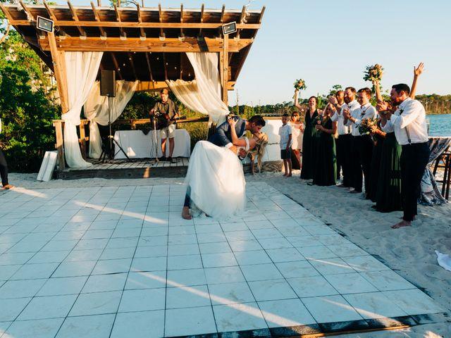 Zach and Brooke's Wedding in Destin, Florida 24