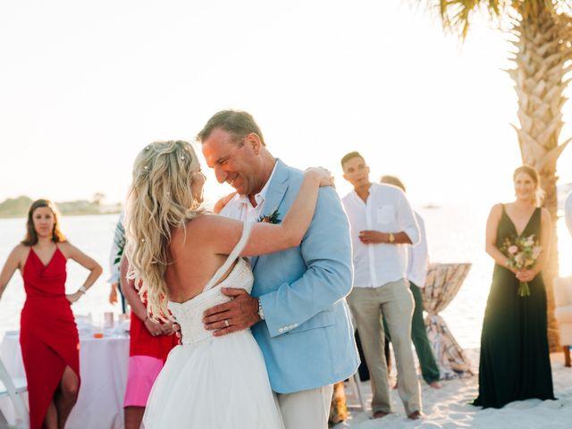 Zach and Brooke's Wedding in Destin, Florida 25