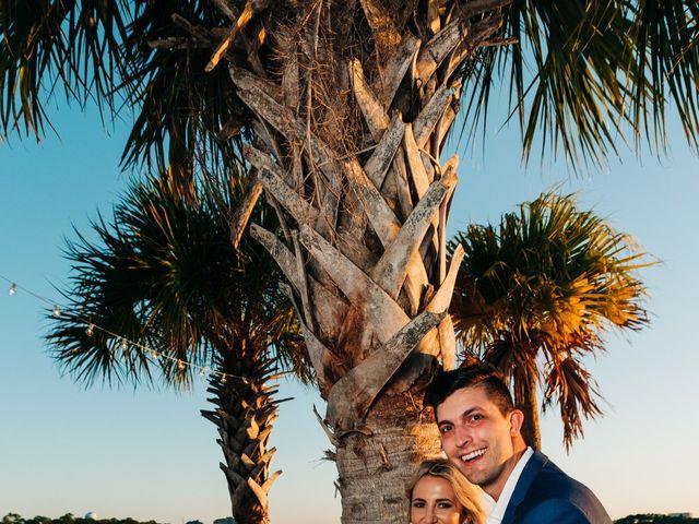 Zach and Brooke's Wedding in Destin, Florida 28