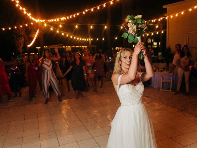 Zach and Brooke's Wedding in Destin, Florida 30