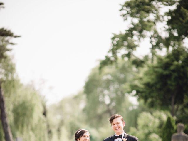Tom and Stephanie's Wedding in Allentown, Pennsylvania 6