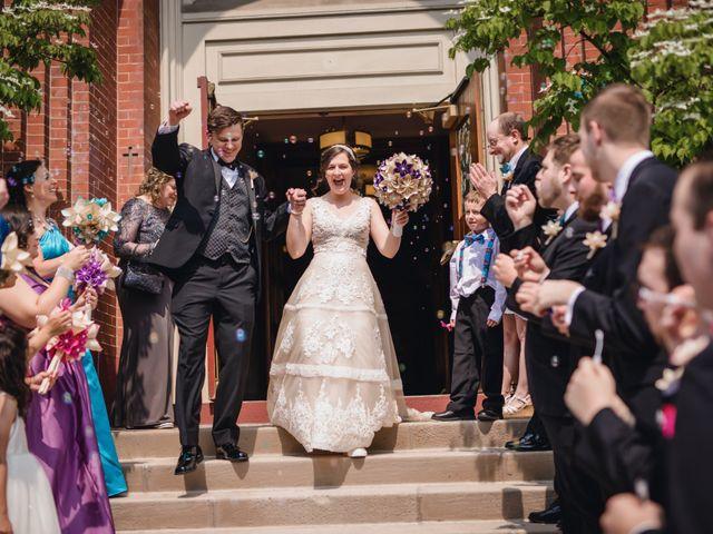 Tom and Stephanie's Wedding in Allentown, Pennsylvania 2