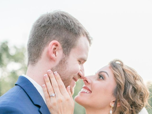 Jackson and Cara's Wedding in McKinney, Texas 11