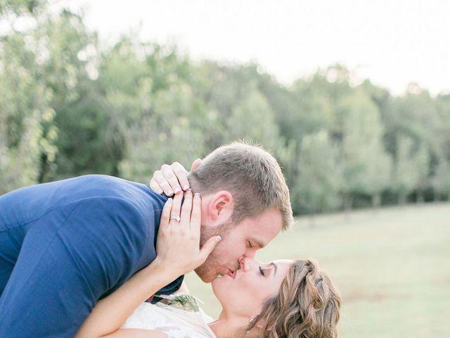 Jackson and Cara's Wedding in McKinney, Texas 12