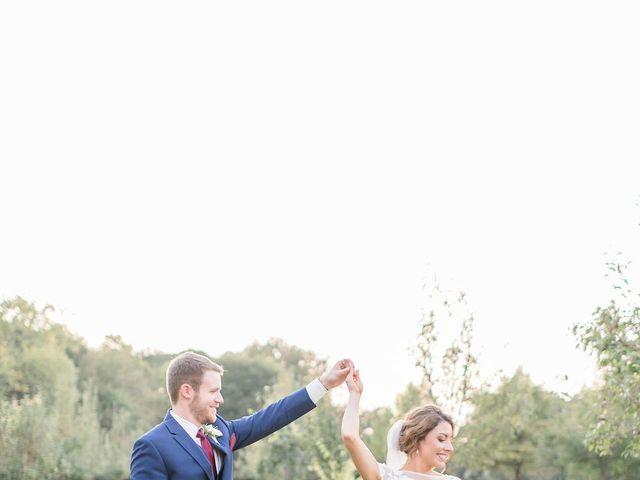 Jackson and Cara's Wedding in McKinney, Texas 14