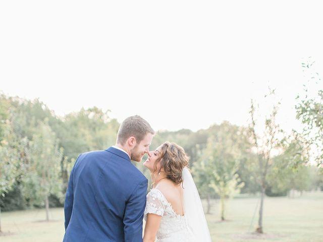 Jackson and Cara's Wedding in McKinney, Texas 15