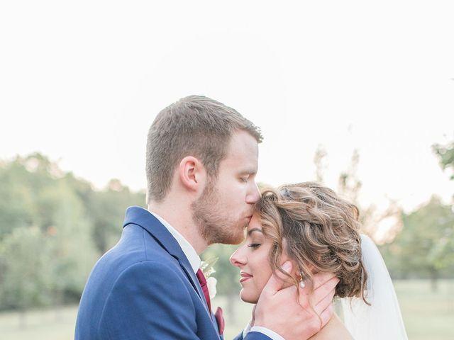 Jackson and Cara's Wedding in McKinney, Texas 16