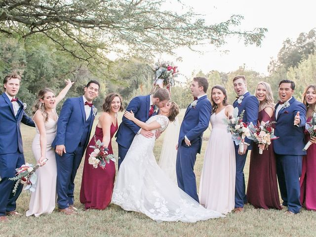 Jackson and Cara's Wedding in McKinney, Texas 2