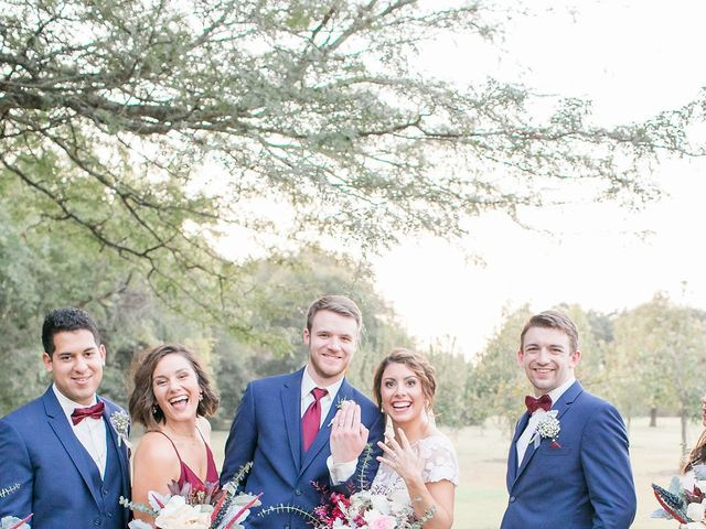 Jackson and Cara's Wedding in McKinney, Texas 18