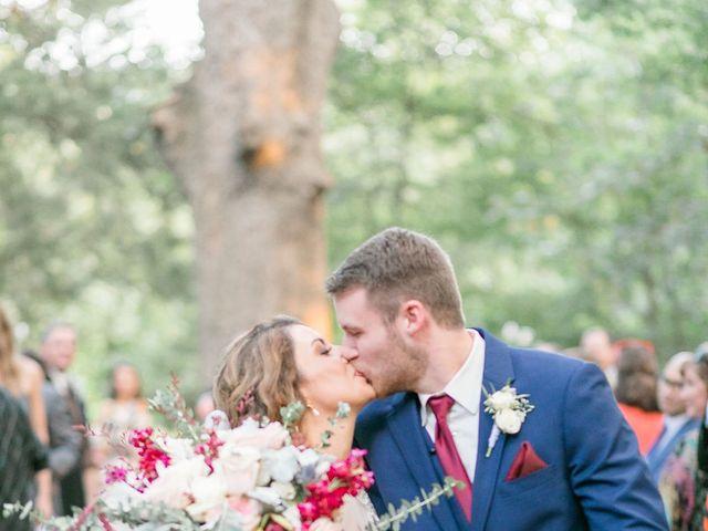 Jackson and Cara's Wedding in McKinney, Texas 20
