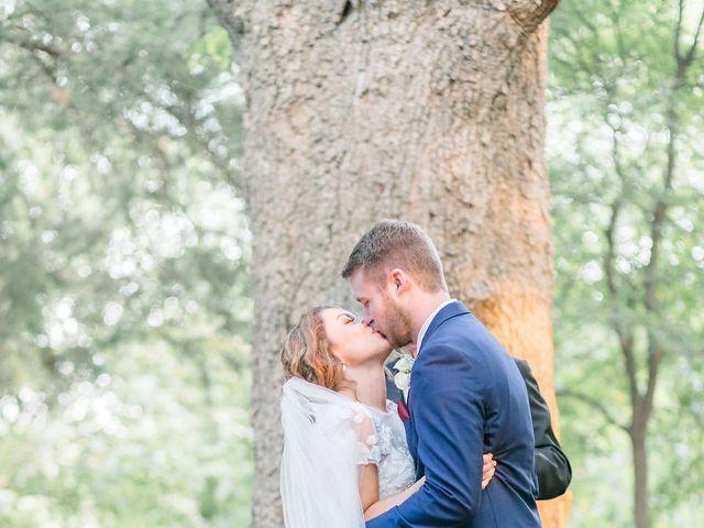 Jackson and Cara's Wedding in McKinney, Texas 23