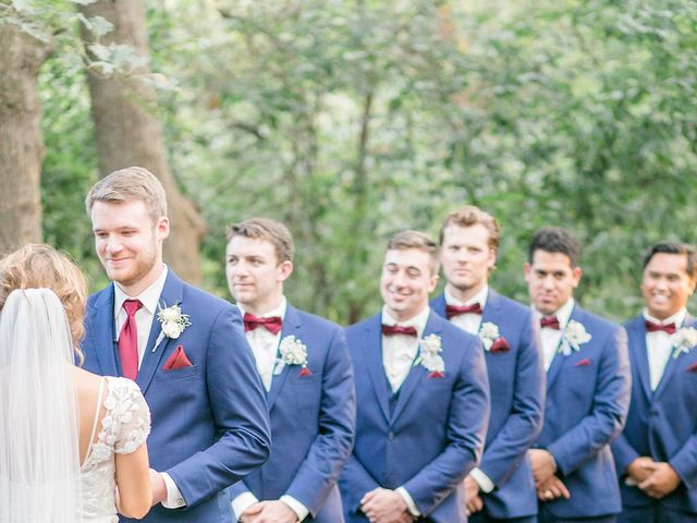 Jackson and Cara's Wedding in McKinney, Texas 26
