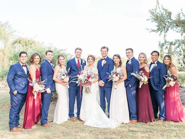 Jackson and Cara's Wedding in McKinney, Texas 46