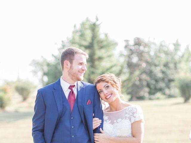 Jackson and Cara's Wedding in McKinney, Texas 54