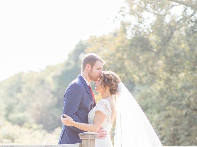 Jackson and Cara's Wedding in McKinney, Texas 55