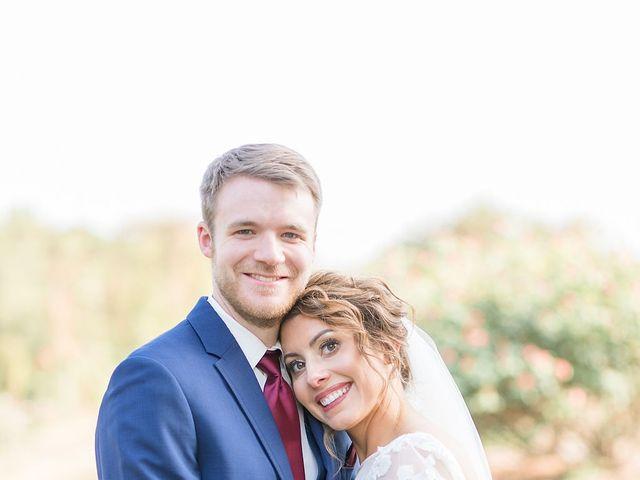 Jackson and Cara's Wedding in McKinney, Texas 56