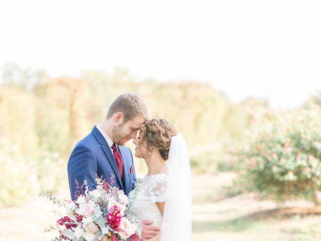 Jackson and Cara's Wedding in McKinney, Texas 57
