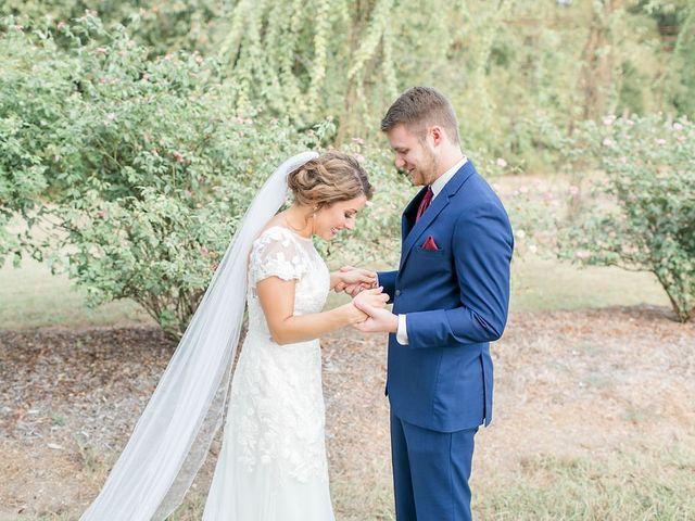 The wedding of Cara and Jackson