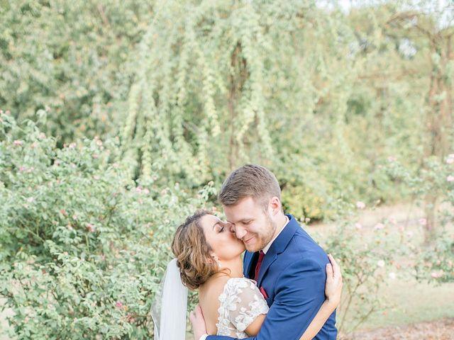 Jackson and Cara's Wedding in McKinney, Texas 58