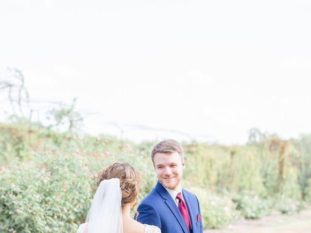 Jackson and Cara's Wedding in McKinney, Texas 59