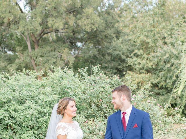 Jackson and Cara's Wedding in McKinney, Texas 60
