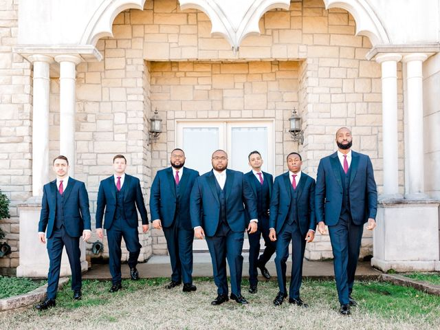 Stephen  and Shalyn's Wedding in Rockwall, Texas 3
