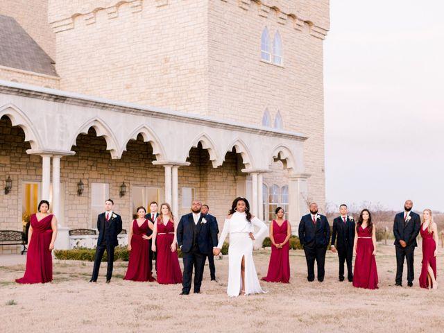 Stephen  and Shalyn's Wedding in Rockwall, Texas 1