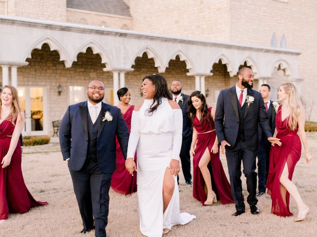 Stephen  and Shalyn's Wedding in Rockwall, Texas 8