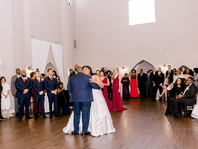 Stephen  and Shalyn's Wedding in Rockwall, Texas 17