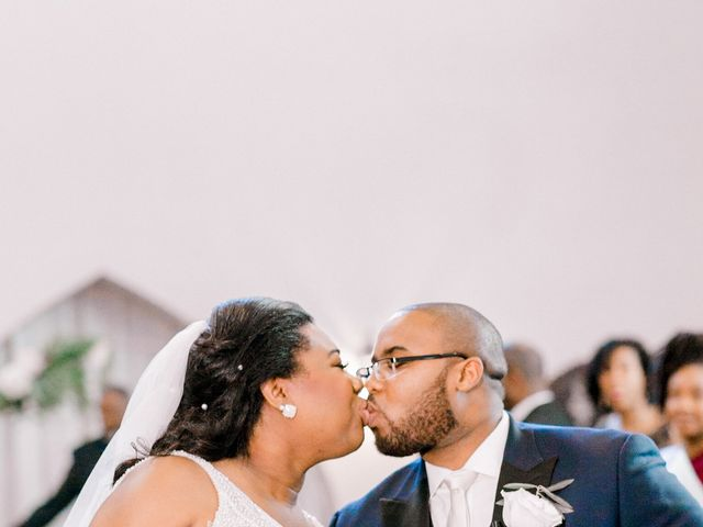 Stephen  and Shalyn's Wedding in Rockwall, Texas 59