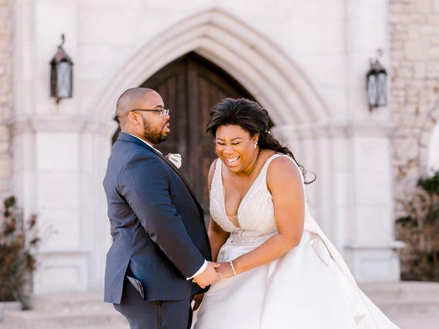 Stephen  and Shalyn's Wedding in Rockwall, Texas 62
