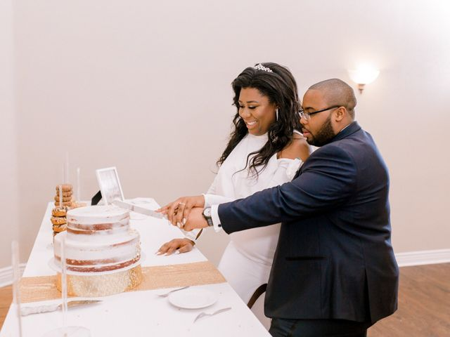 Stephen  and Shalyn's Wedding in Rockwall, Texas 68