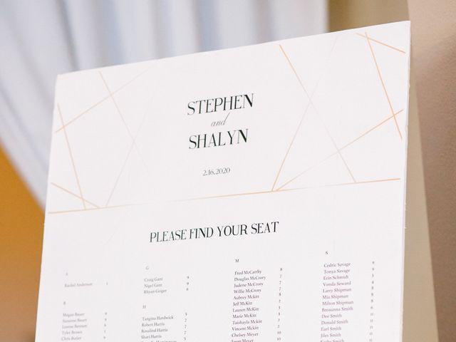 Stephen  and Shalyn's Wedding in Rockwall, Texas 75