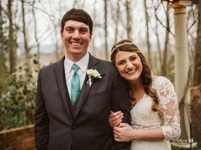 The wedding of Jenna and Jonathan