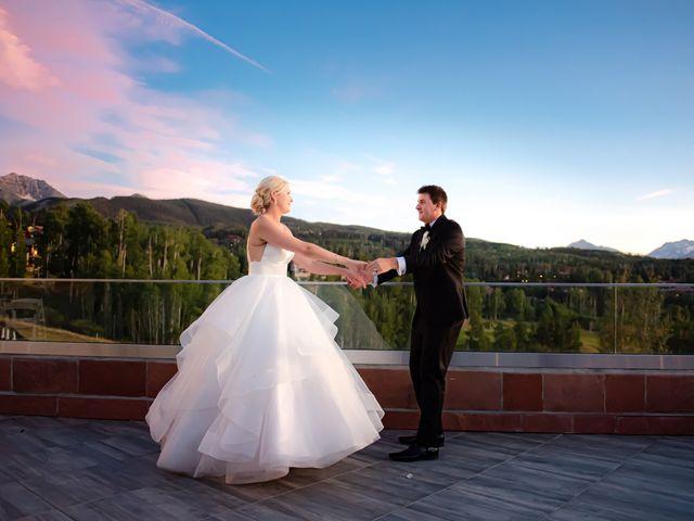 Taylor and Sarah's Wedding in Telluride, Colorado 2