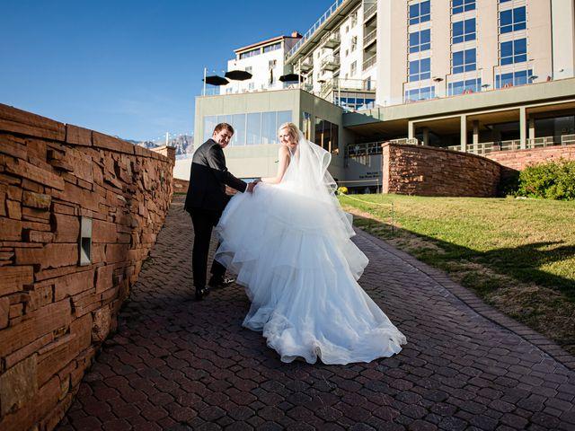 Taylor and Sarah's Wedding in Telluride, Colorado 10