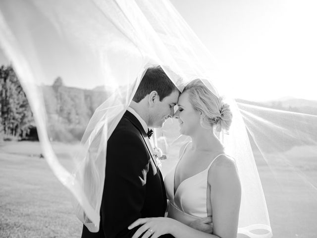 Taylor and Sarah's Wedding in Telluride, Colorado 12