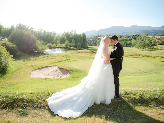 Taylor and Sarah's Wedding in Telluride, Colorado 13