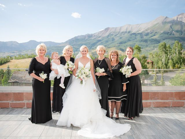 Taylor and Sarah's Wedding in Telluride, Colorado 20